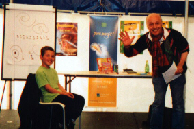 Edinburgh Book Festival 1999